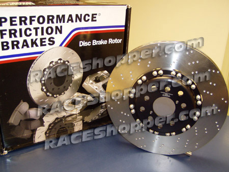 PFC Direct Drive brake Rotors